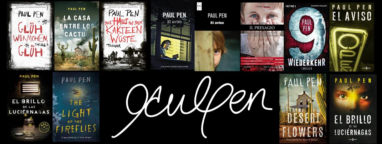 Paul Pen | Página oficial
